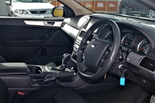 2012 Ford Falcon FG MkII XR6 Ute Super Cab EcoLPi Grey 6 Speed Sports Automatic Utility