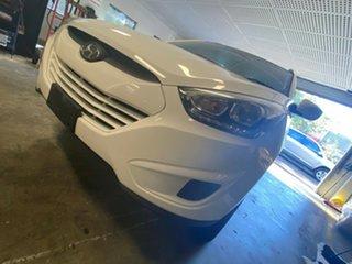 2014 Hyundai ix35 LM3 MY15 Elite White 6 Speed Sports Automatic Wagon