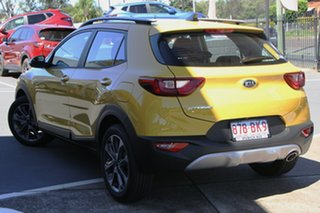 2020 Kia Stonic YB MY21 Sport FWD Mighty Yellow 6 Speed Automatic Wagon.