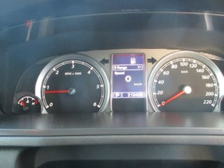 2011 Ford Territory SZ Titanium (RWD) Maroon 6 Speed Automatic Wagon