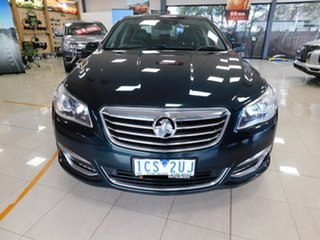 2014 Holden Calais VF MY14 Green 6 Speed Sports Automatic Sedan.