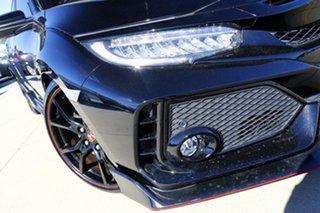 2017 Honda Civic 10th Gen MY17 Type R Crystal Black 6 Speed Manual Hatchback.