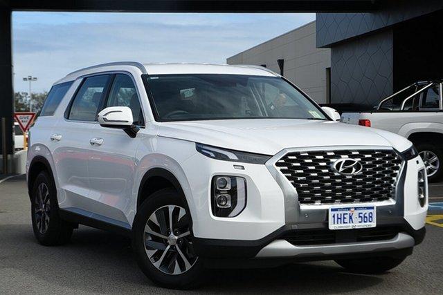 Demo Hyundai Palisade LX2.V1 MY21 2WD Clarkson, 2020 Hyundai Palisade LX2.V1 MY21 2WD Wc9/nnb 8 Speed Automatic Wagon