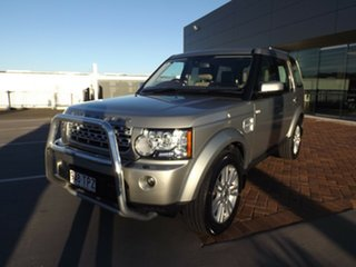 2013 Land Rover Discovery 4 Series 4 L319 MY13 TDV6 Ipanema Sand 8 Speed Sports Automatic Wagon