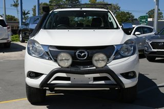 2016 Mazda BT-50 UR0YF1 XTR White 6 Speed Sports Automatic Utility