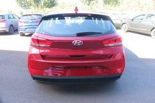 2021 Hyundai i30 PD.V4 MY21 Fiery Red 6 Speed Sports Automatic Hatchback