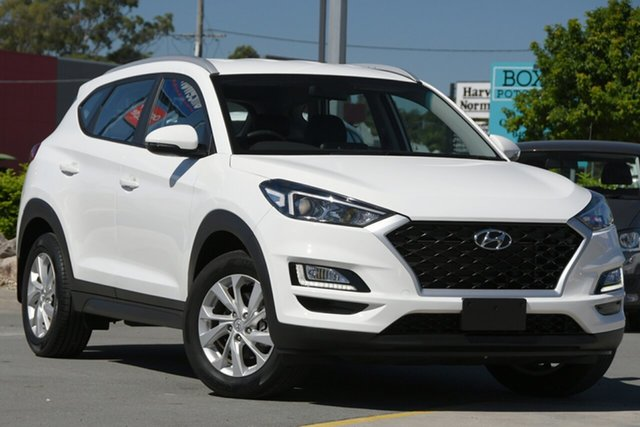 Used Hyundai Tucson TL3 MY19 Active X 2WD Aspley, 2019 Hyundai Tucson TL3 MY19 Active X 2WD White 6 Speed Automatic Wagon
