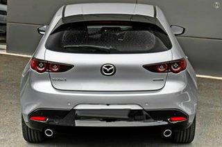 2020 Mazda 3 BP2H7A G20 SKYACTIV-Drive Evolve Silver 6 Speed Sports Automatic Hatchback.
