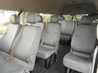 2006 Toyota HiAce KDH223R Commuter High Roof Super LWB 5 Speed Manual Bus