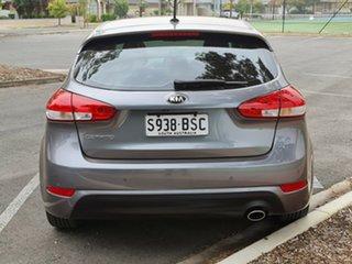 2017 Kia Cerato YD MY17 S Grey 6 Speed Sports Automatic Hatchback.