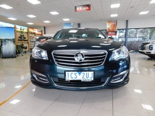 2014 Holden Calais VF MY14 Green 6 Speed Sports Automatic Sedan