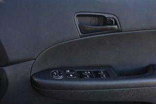 2011 Hyundai i30 FD MY11 SX Red 4 Speed Automatic Hatchback