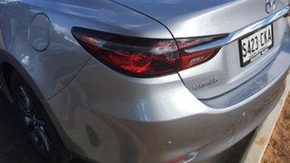 2021 Mazda 6 GL1033 Sport SKYACTIV-Drive Sonic Silver 6 Speed Sports Automatic Sedan