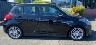 2013 Suzuki Swift FZ Sport Black 6 Speed Manual Hatchback.