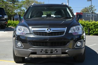 2012 Holden Captiva CG Series II MY12 5 Black 6 Speed Manual Wagon