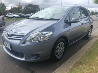 2010 Toyota Corolla ZRE152R MY10 Ascent Silver 4 Speed Automatic Hatchback