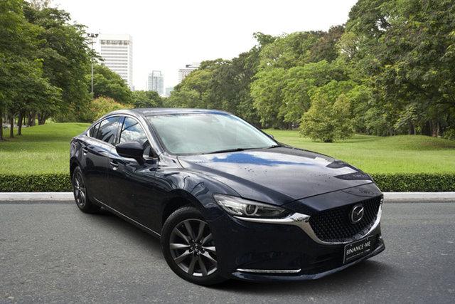 Used Mazda 6 GL1033 Touring SKYACTIV-Drive Paradise, 2019 Mazda 6 GL1033 Touring SKYACTIV-Drive Blue 6 Speed Sports Automatic Sedan