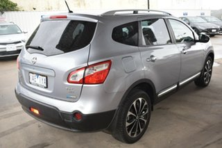 2013 Nissan Dualis J107 Series 3 MY12 +2 Hatch X-tronic 2WD Ti-L Grey 6 Speed Constant Variable