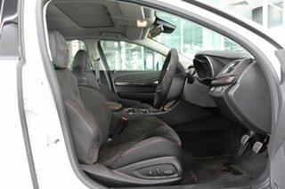 2017 Holden Special Vehicles GTS Gen-F2 MY17 R W1 White 6 Speed Manual Sedan