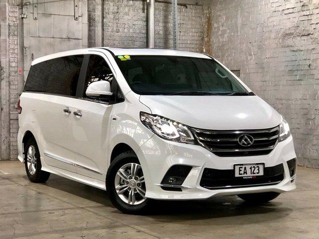 Used LDV G10 SV7A Executive Mile End South, 2018 LDV G10 SV7A Executive White 6 Speed Sports Automatic Wagon