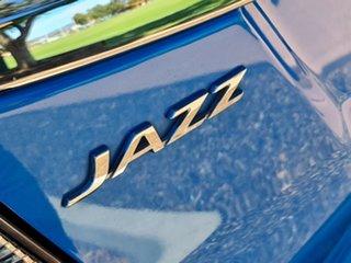 2014 Honda Jazz GF MY15 VTi-L Blue 1 Speed Constant Variable Hatchback