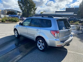 2008 Subaru Forester S3 MY09 XT AWD Premium Silver 4 Speed Sports Automatic Wagon