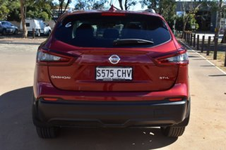 2020 Nissan Qashqai J11 Series 3 MY20 ST-L X-tronic Magnetic Red 1 Speed Constant Variable Wagon