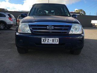 2004 Suzuki XL-7 JA S5 Blue 5 Speed Manual Wagon