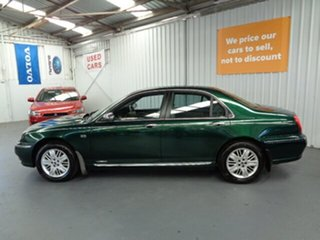 2001 Rover 75 Connoisseur Green 5 Speed Automatic Sedan