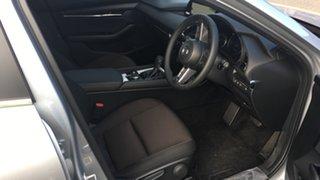 2021 Mazda 3 BP2H7A G20 SKYACTIV-Drive Evolve Sonic Silver 6 Speed Sports Automatic Hatchback