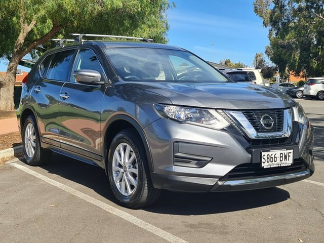 Used Nissan X-Trail T32 Series II ST X-tronic 4WD Nailsworth, 2018 Nissan X-Trail T32 Series II ST X-tronic 4WD Grey 7 Speed Constant Variable Wagon