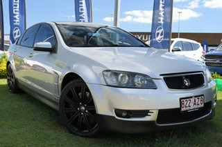2009 Holden Special Vehicles Senator E Series 2 Signature Silver 6 Speed Sports Automatic Sedan.