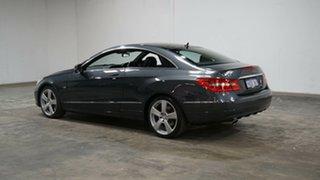 2010 Mercedes-Benz E-Class C207 E250 CDI BlueEFFICIENCY Avantgarde Grey 5 Speed Sports Automatic.