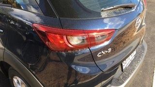 2021 Mazda CX-3 DK2W7A Maxx SKYACTIV-Drive FWD Sport Deep Crystal Blue 6 Speed Sports Automatic