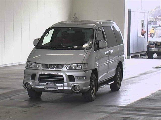 Used Mitsubishi Delica Silverwater, 2006 Mitsubishi Delica PD6W Spacegear Chamonix Silver Automatic Van Wagon