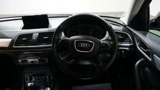 2015 Audi Q3 8U MY16 TDI S Tronic Quattro Black 7 Speed Sports Automatic Dual Clutch Wagon