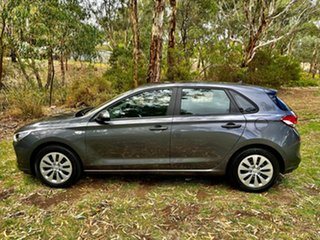 2018 Hyundai i30 PD MY19 Go Iron Grey 6 Speed Manual Hatchback.