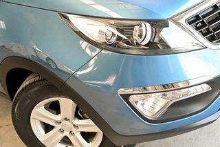 2015 Kia Sportage QL MY16 Si 2WD Blue 6 Speed Sports Automatic Wagon.