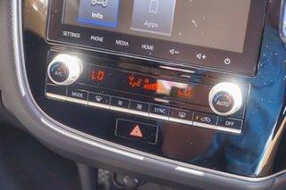 2020 Mitsubishi Outlander ZL MY20 ES 2WD Silver 6 Speed Constant Variable Wagon