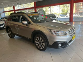 2017 Subaru Outback B6A MY17 2.5i CVT AWD Premium Gold 6 Speed Constant Variable Wagon.