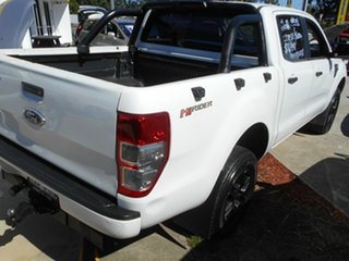 2012 Ford Ranger PX XL Hi-Rider White 6 Speed Manual Utility