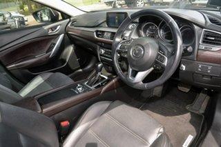 2015 Mazda 6 GJ1022 Atenza SKYACTIV-Drive Red 6 Speed Sports Automatic Wagon