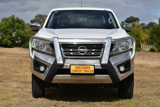 2017 Nissan Navara D23 S2 RX White 7 Speed Sports Automatic Utility.