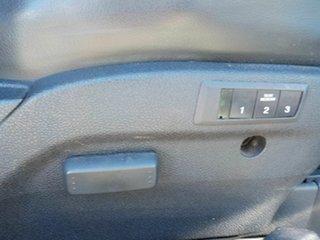 2010 Ford Territory SY MkII Ghia AWD Green 6 Speed Sports Automatic Wagon