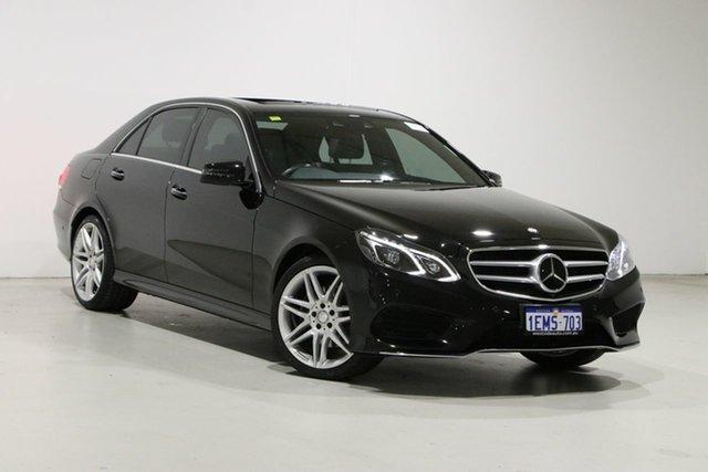 Used Mercedes-Benz E250 212 MY14 CDI Bentley, 2014 Mercedes-Benz E250 212 MY14 CDI Black 7 Speed Automatic Sedan