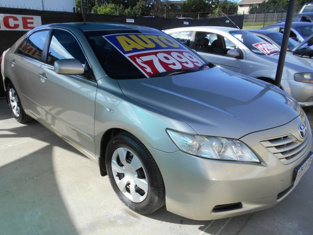 Used Toyota Camry ACV40R Altise Springwood, 2007 Toyota Camry ACV40R Altise Silver 5 Speed Automatic Sedan