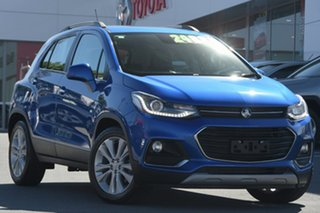 2017 Holden Trax TJ MY17 LT Blue 6 Speed Automatic Wagon.