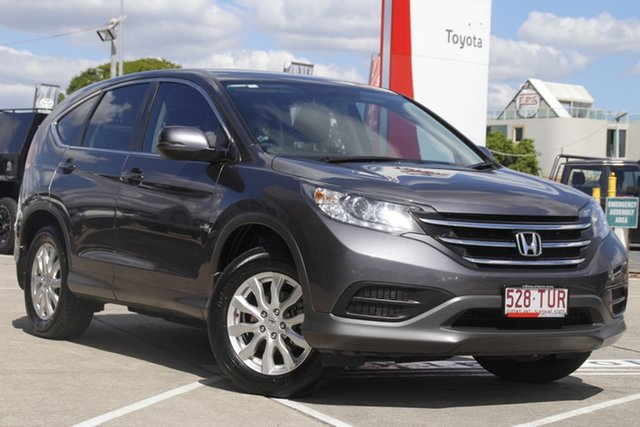 Pre-Owned Honda CR-V RM MY15 VTi Navi Albion, 2014 Honda CR-V RM MY15 VTi Navi 5 Speed Automatic Wagon