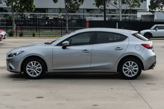 2015 Mazda 3 BM Series Touring Silver Sports Automatic Hatchback