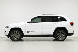 2017 Jeep Grand Cherokee WK MY16 75th Anniversary (4x4) White 8 Speed Automatic Wagon
